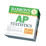 img - for Barron's AP Statistics Flash Cards (Barron's: the Leader in Test Preparation) book / textbook / text book