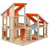 PlanToys Chalet Dollhouse