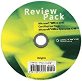 img - for Review Pack for Story/Walls' Microsoft Office 2010 Certification Prep book / textbook / text book