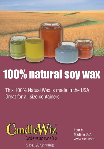Soy Wax- 1 pound bag