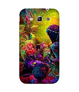 Holi Samsung Galaxy Grand Quattro I8552 Case