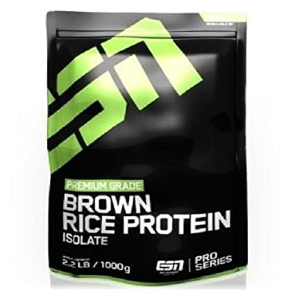 ESN Brown Rice Protein Isolate 1000g Natural