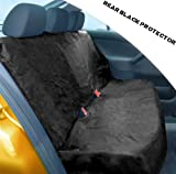 VW Golf Mk4 Rear Seat Cover Waterproof Black
