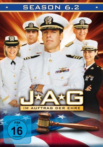 JAG: Im Auftrag der Ehre - Season 6, Vol. 2 [3 DVDs]