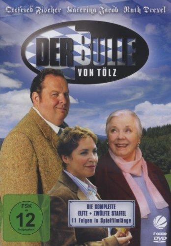 Der Bulle von Tölz - Staffel 11 + 12 [6 DVDs]
