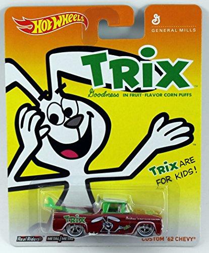 Hot Wheels Pop Culture General Mills - Trix Custom '62 Chevy