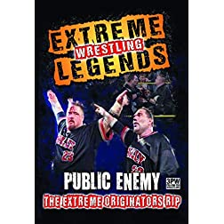 Extreme Wrestling Legends: Public Enemy The Extreme Originators Rip