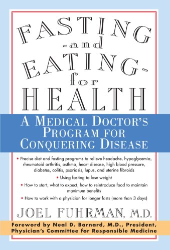 Fasting and Eating for Health: A Medical Doctor's Program for Conquering Disease (Fasting Program compare prices)