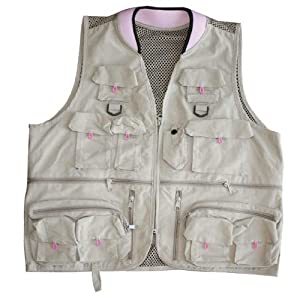 Prestige Women's Alpine Fishing Vest
