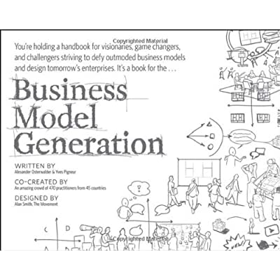 51jX9F1kXXL. SS400  Innovation Book Series #3: Business Model Generation