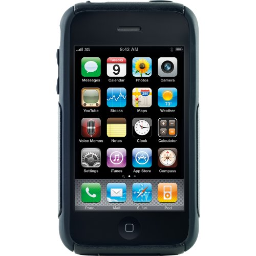 OtterBox Commuter Case for iPhone 3G, 3GS (Black)