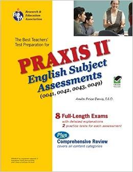 praxis ii english essay