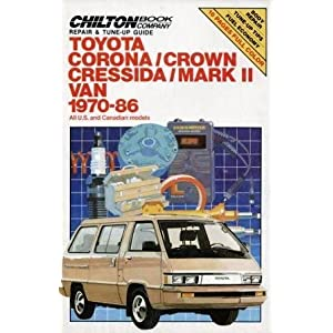 Toyota Corona (J)