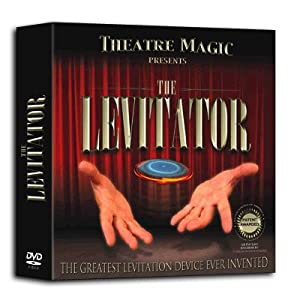 The Levitator ( and Gimmick) by Theatre Magic - Trick