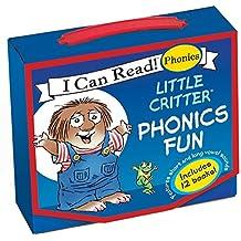 (My First I Can Read) 리틀 크리터 Little Critter 파닉스 북 페이퍼백 세트 Phonics Fun