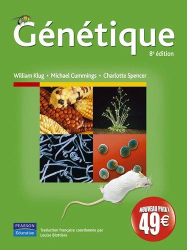 génétique (8e édition)