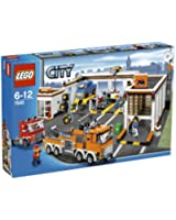 Lego - 7642 - Jeu de construction - City - Traffic - Le garage