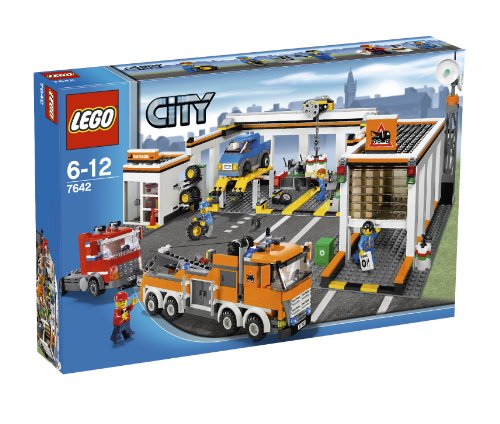 LEGO City 7642: Garage