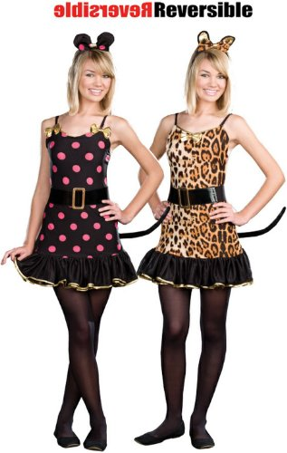 Dreamgirl Women's Cat and Mouse Costume