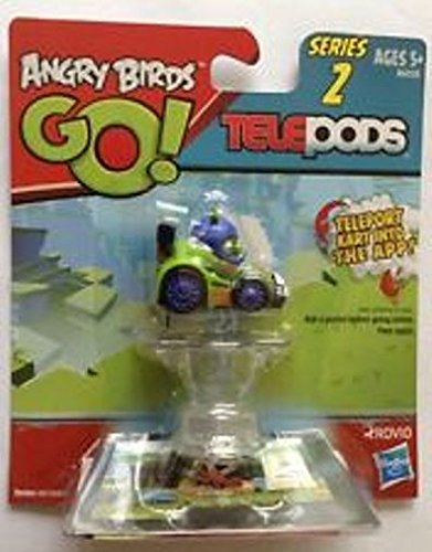 Angry Birds Go! Telepods Kart Series 2 - Pig