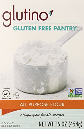 Glutino Gluten Free Pantry All Purpose Flour, 16 Ounce (Potato Corn Starch compare prices)