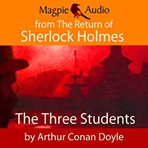 The Three Students | [Arthur Conan Doyle]
