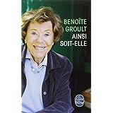 Ainsi soit-ellepar Benoite Groult