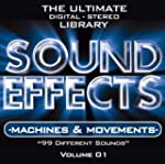 Sound Effects Vol.1 Machines & Movements