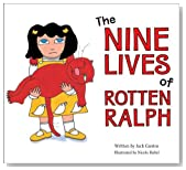 The Nine Lives of Rotten Ralph (Rotten Ralph)