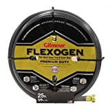 "Gilmour 10058025 Flexogen 8-Ply Hose 5/8"" by 25"