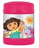 Thermos FUNtainer Food Jar, Dora The Explorer, 10 Ounce