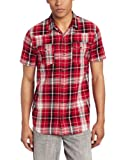 Comune Men's CS Diggs, Red, Large