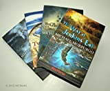 Michael Morpurgo 5 books: Twist of Gold / white Horse of Zennor / The War of Jenkins Ear / The Ghost of Grania O Malley / Little Manfred Michael Morpurgo