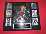 Joe Sakic Colorado Avalanche 6 Card Collector Plaque w/8x10 Photo at Amazon.com