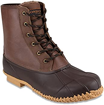 London Fog Mens Sutton Boots