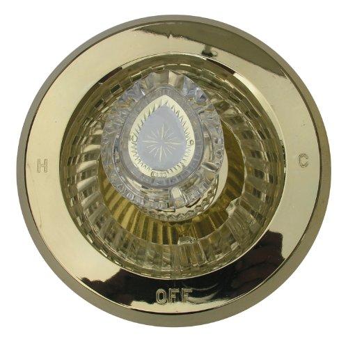 LASCO Simpatico 31673P Moen Shower Posi Temp Trim Kit with Brass ...