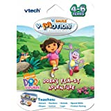 Vtech Electronics V.Smile Motion Software Dora the Explorer: Dora's Fix-It Adventure (Multi-Coloured)