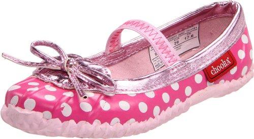 Chooka Duck Skimmer Mary Jane (Infant/Toddler/Little Kid), Pink, 11 M Us Little Kid front-717008