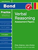 J M Bond Bond Second Papers in Verbal Reasoning 8-9 Years (Bond Assessment Papers)
