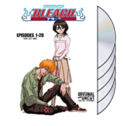 Bleach Uncut: Box Set 1