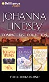 Johanna Lindsey CD Collection 6: The Heir, The Devil Who Tamed Her, A Rogue of My Own