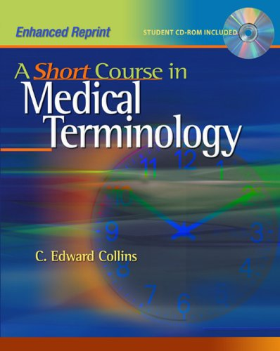 Short Course Medical Terminology: Enhanced 51jXk1G2DrL.jpg