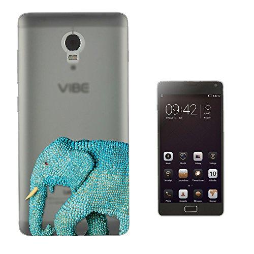 c0905-cool-wildlife-blue-indian-african-elephant-tusks-design-lenovo-vibe-p1-55-fashion-trend-protec
