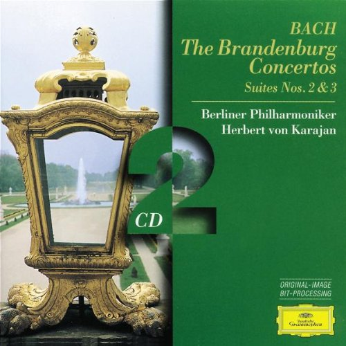 Brandenburg Concertos Kajaran and the Berlin Philharmonic