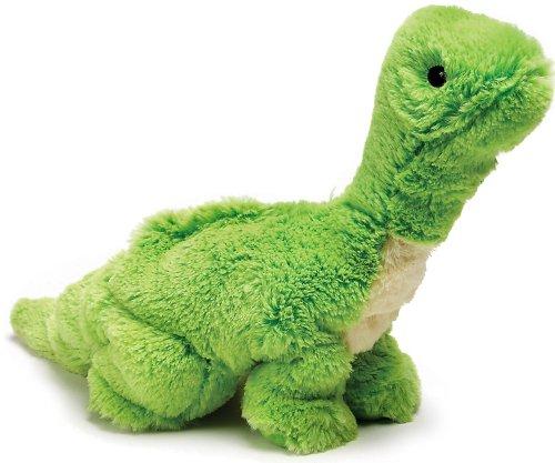Intelex Cozy Plush Microwaveable Warmer -  Brontasaurus