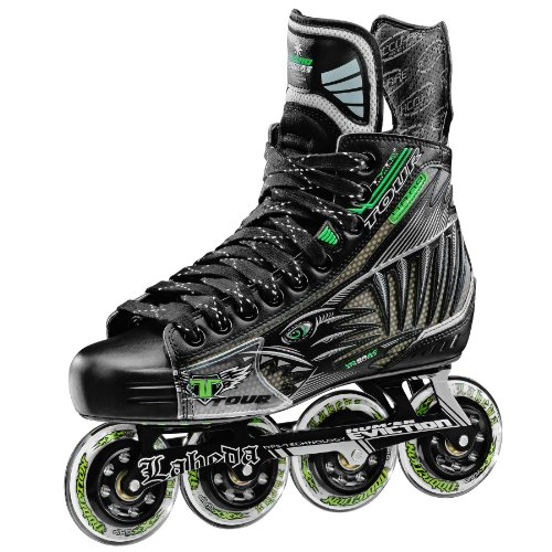 Tour-Hockey-Pro-Fish-Bonelite-Inline-Hockey-Skate-Black-6