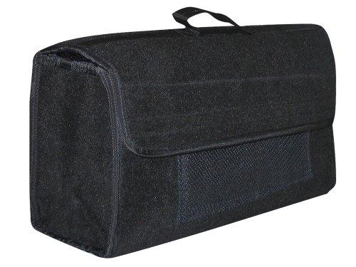 Eufab-21023-Kofferraumtasche-Nadelfilz-50-x-15-x-22-cm-Grau-Klettverschluss