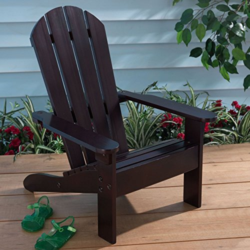 KidKraft Adirondack Chair – White – 81