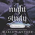 Night Study Audiobook by Maria V. Snyder Narrated by Gabra Zackman