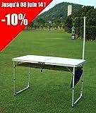 Table pliable de